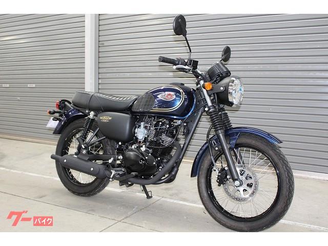 カワサキ W175SE 2020年 国内未発売モデルの画像(山梨県