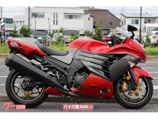 Ninja ZX−14R 2015年モデル