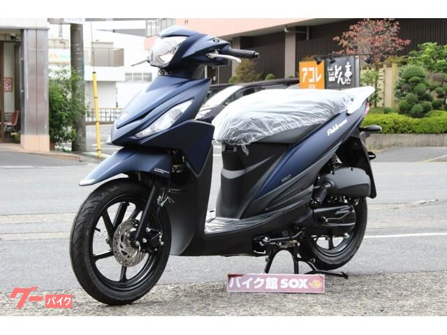 スズキ アドレス110 コンビブレーキ搭載の画像(埼玉県