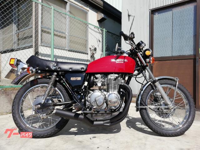 CB400F(408cc) 国内新規 エンジンOH済み リプレイス済み ウオタニフルキット装備済み