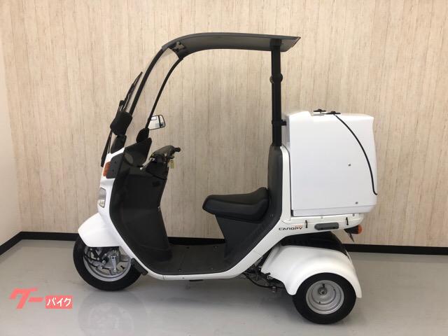ジャイロキャノピー TA03 ノーマル インジェクション リアボックス付き 203