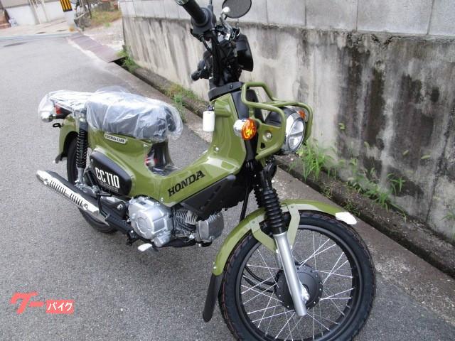 ホンダ クロスカブ110 新車 LEDヘッドライト タンデムステップ付きの画像(東京都