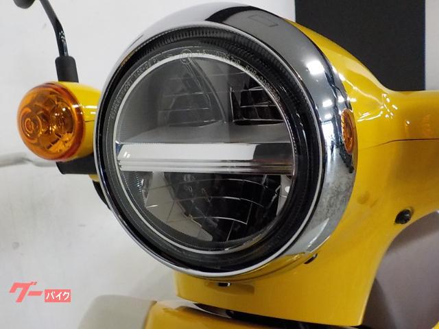 ホンダ スーパーカブ50新車 現行型AA09 LEDヘッドライトの画像(東京都