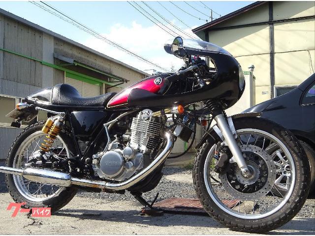 SR400 カフェレーサー FIモデル