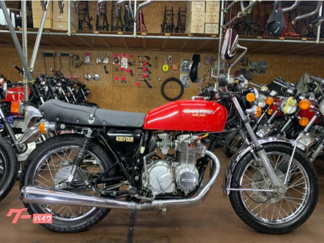 CB400F(398cc)