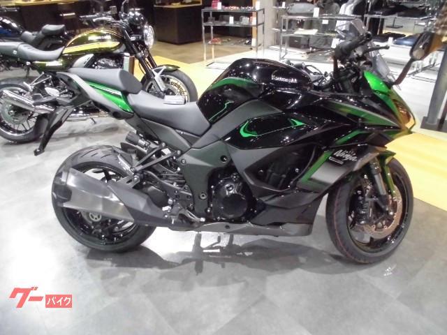 Ninja 1000 SX 2021年モデル