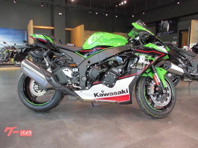 Ninja ZX−10R KRT 2021年モデル