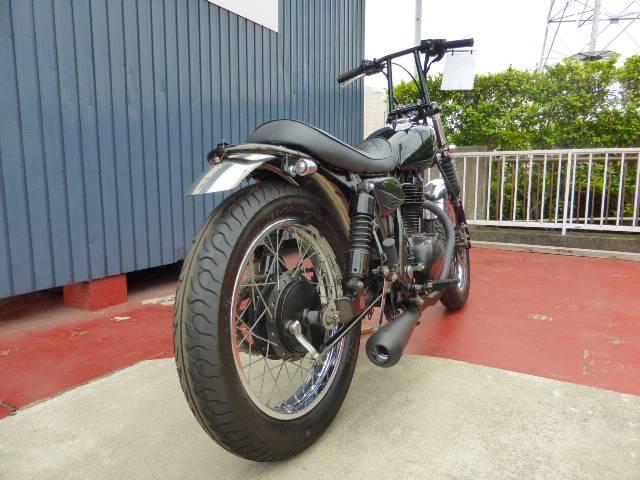 カワサキ 250TR ブラックワイルドカスタムの画像(静岡県