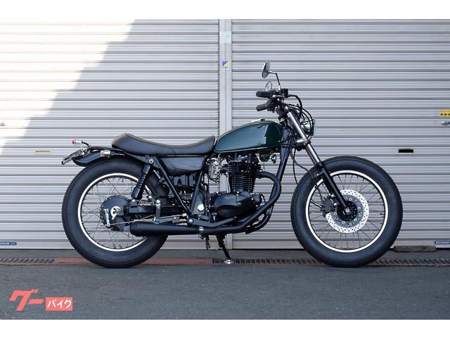 カワサキ 250TR スマートボバーカスタムの画像(静岡県