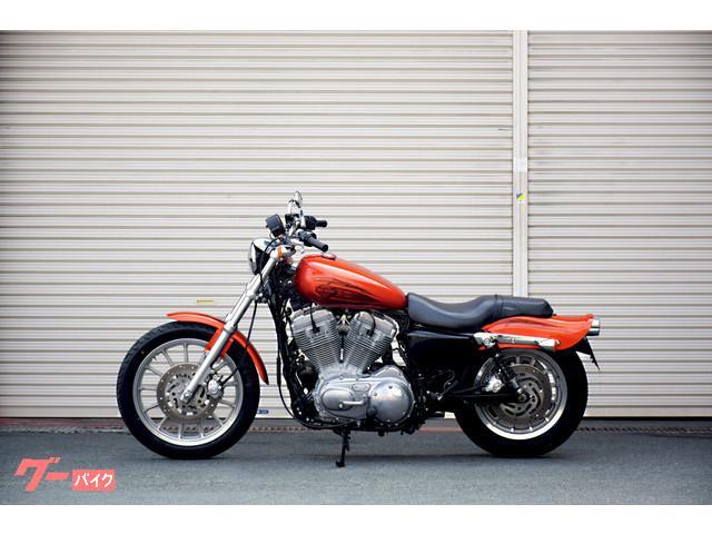 HARLEY-DAVIDSON XL883 フルカスタムの画像(静岡県
