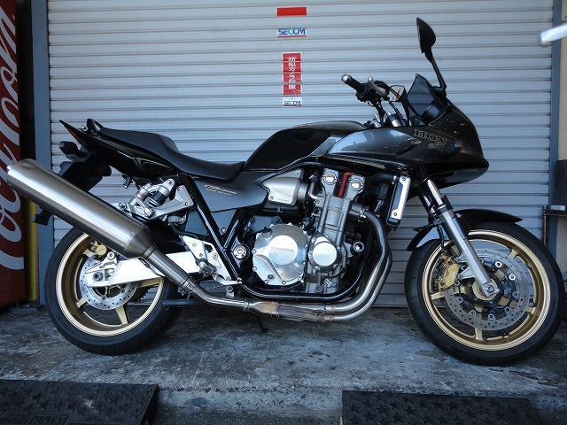 ホンダ CB1300Super ボルドールの画像(静岡県