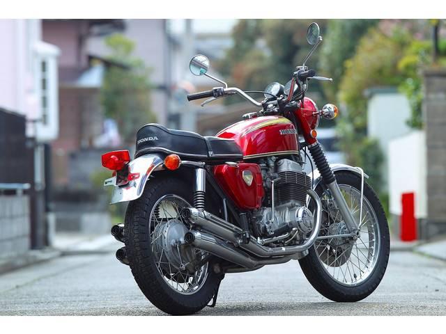 ホンダ CB750Four  金型K0の画像(静岡県