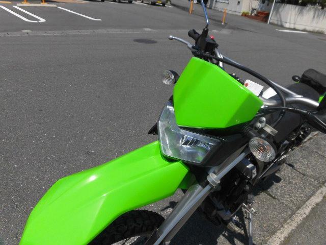 カワサキ KLX250の画像(静岡県