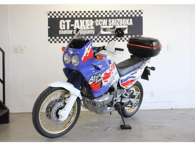 ホンダ アフリカツイン XRV750 アドベンチャースポーツ G036の画像(静岡県