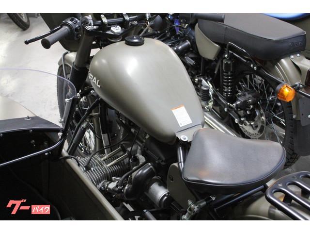 URAL M70 ドライバー風防・サイドカー風防等オプションパーツ付 H018の画像(静岡県