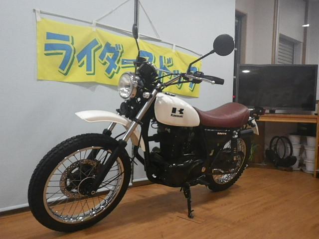 カワサキ 250TRの画像(長野県