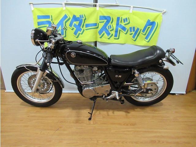 ヤマハ SR400 カスタムの画像(長野県