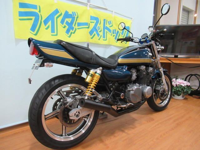 カワサキ ZEPHYR400の画像(長野県