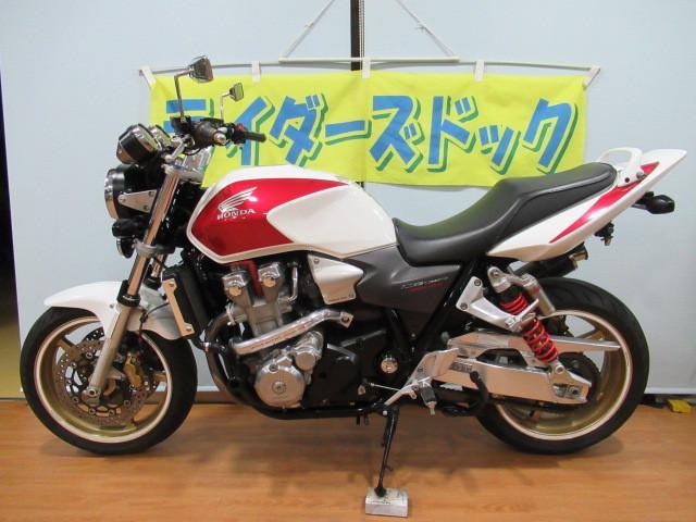 ホンダ CB1300Super Four フルパワー化の画像(長野県