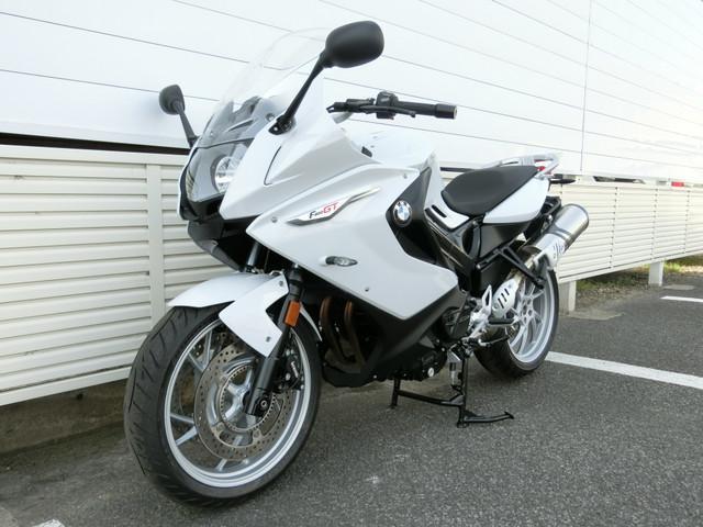 BMW F800GT 純正ナビ・ETC付きの画像(長野県