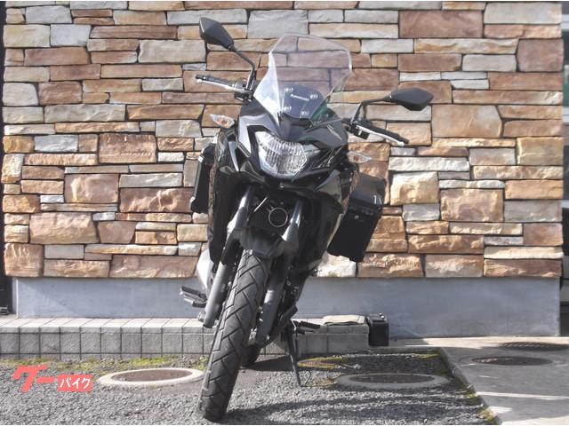 カワサキ VERSYSーX 250の画像(長野県