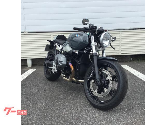 BMW R nineT ピュア  セパハンカスタム車の画像(長野県