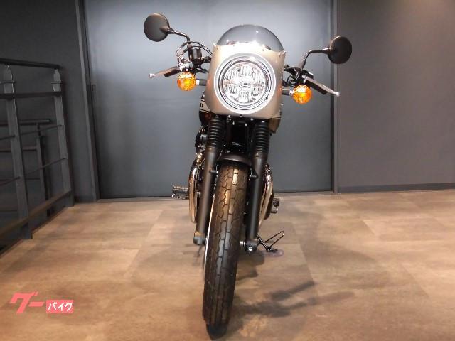 カワサキ W800 カフェ ETC2.0搭載の画像(長野県
