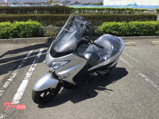 スズキ バーグマン200の画像(長野県