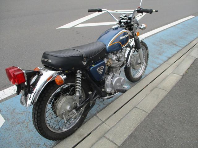 ホンダ CL450の画像(静岡県