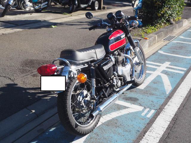 カワサキ W1SAの画像(静岡県