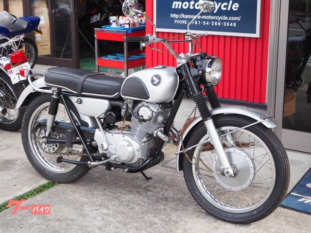 ホンダ CL72 タイプ1初期モデルの画像(静岡県