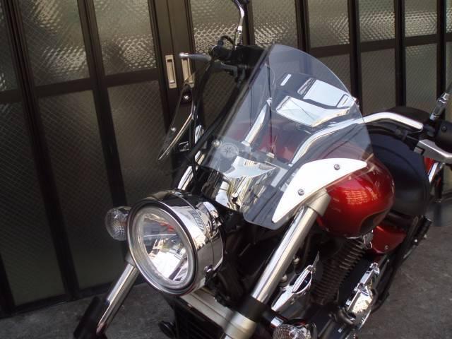 ヤマハ XVS1300CA ストライカーの画像(京都府