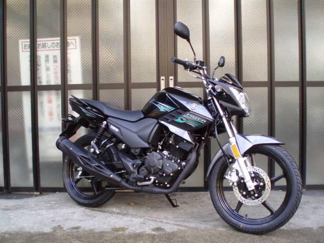 ヤマハ FAZER125 FIの画像(京都府