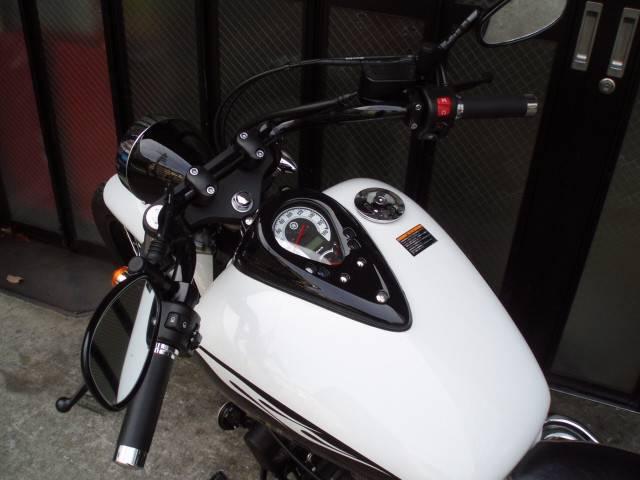 ヤマハ ドラッグスター400の画像(京都府