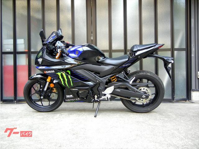 ヤマハ YZF-R3 MonsterEnergy MotoGPの画像(京都府