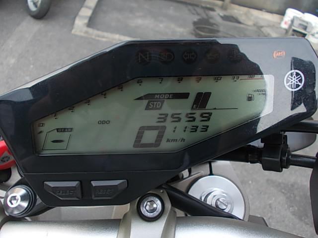 ヤマハ MT-09 ABSの画像(京都府