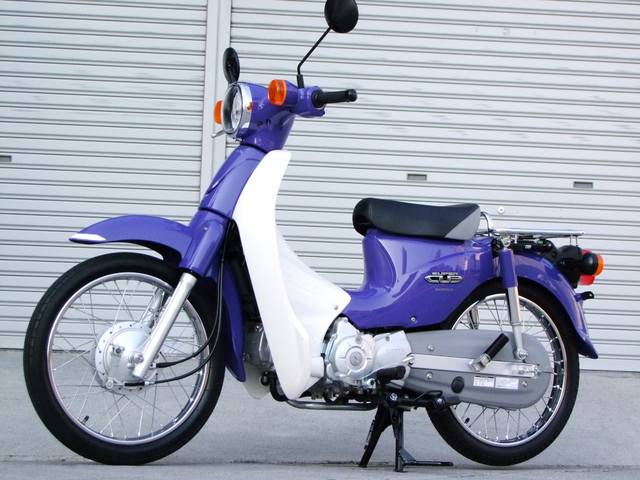 ホンダ スーパーカブ110 JA07 台湾ユアサバッテリー新品の画像(大阪府
