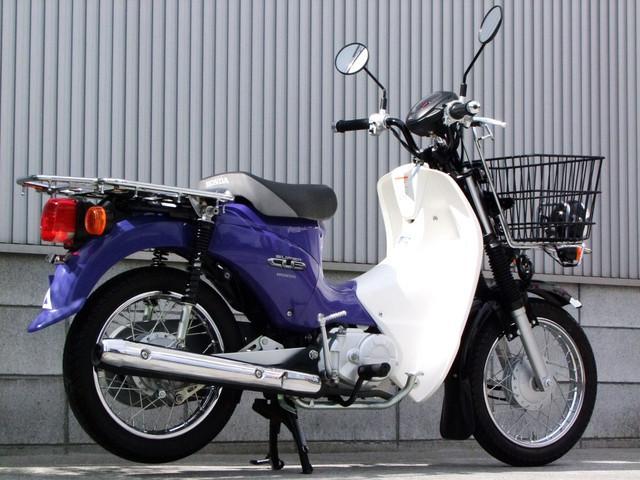 ホンダ スーパーカブ110プロ JA07 日本国内生産モデルの画像(大阪府