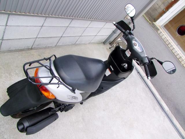 スズキ アドレスV125G リミテッドモデル グリップヒーター付きの画像(大阪府