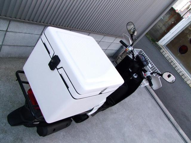 ヤマハ GEAR インジェクションモデル ラゲージボックス付きの画像(大阪府