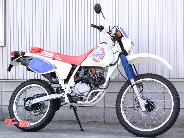 XLR200R 1993年モデル スペアキー付き