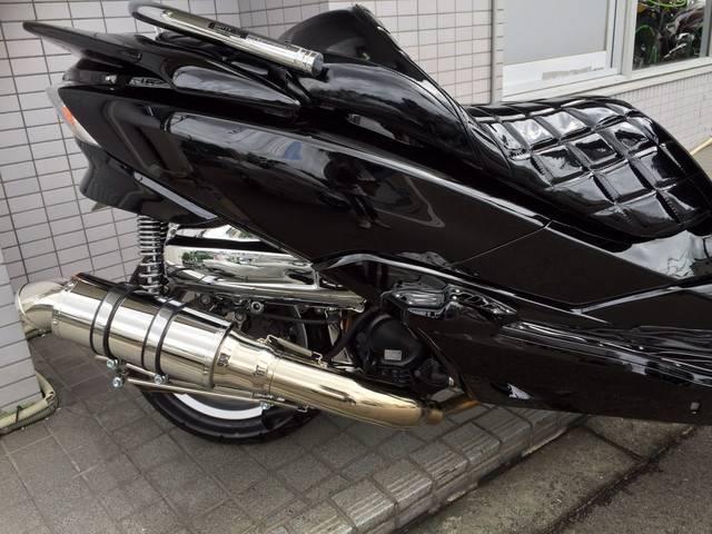 ホンダ フォルツァ・X ブラックエアロSPの画像(大阪府