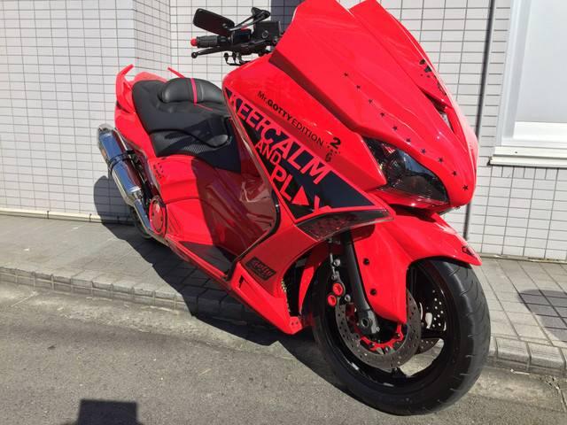 ヤマハ TMAX530・BUREA 2G editionの画像(大阪府