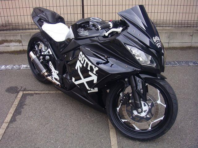 カワサキ Ninja 250の画像(大阪府