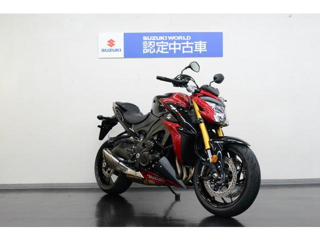 スズキ GSX-S1000 2017年 モトマップ海外モデル スズキワールド認定中古車の画像(大阪府