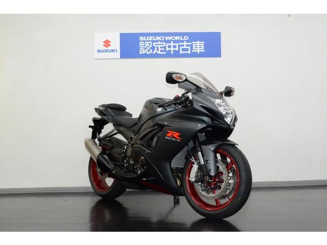 スズキ GSX-R600 MOTOMAP海外モデル スズキワールド認定中古車の画像(大阪府