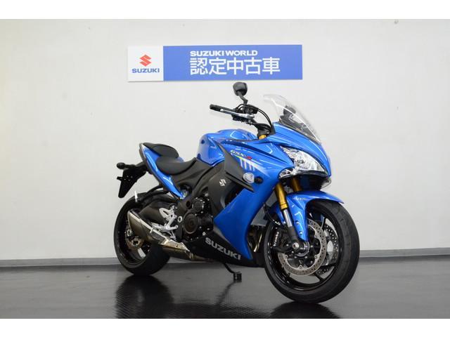 スズキ GSX-S1000F ABS スズキワールド認定中古車の画像(大阪府
