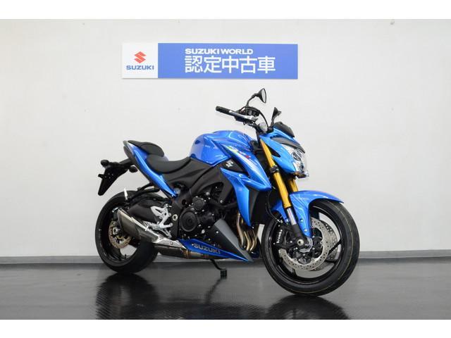 スズキ GSX-S1000ABS スズキワールド認定中古車 MOTOMAP海外モデルの画像(大阪府