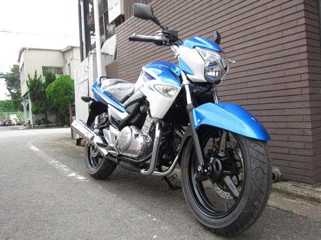 スズキ GSR250の画像(京都府