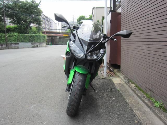 カワサキ Ninja 1000 ABS リミッター無しモデルの画像(京都府